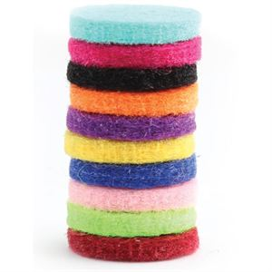 Picture of Assorted Colors of Scent-able Coins - 10 Pack